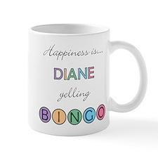 Diane BINGO Mug