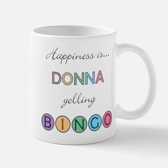 Donna BINGO Mug