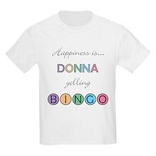 Donna BINGO T-Shirt