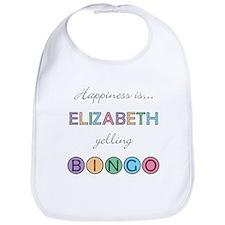Elizabeth BINGO Bib