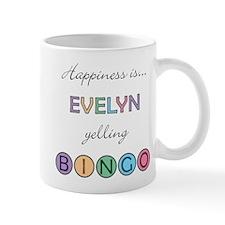 Evelyn BINGO Mug