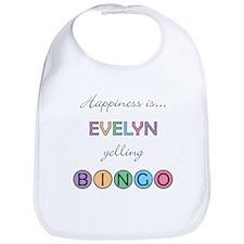 Evelyn BINGO Bib