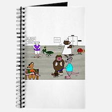 Three Blind Mice Journal