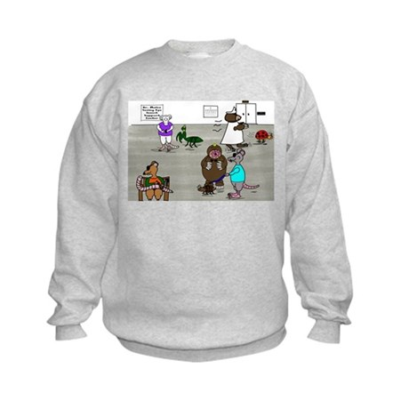 Three Blind Mice Kids Sweatshirt