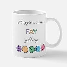 Fay BINGO Mug