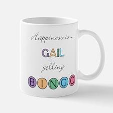 Gail BINGO Mug
