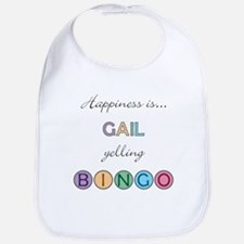 Gail BINGO Bib