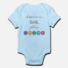 Gail BINGO Infant Bodysuit