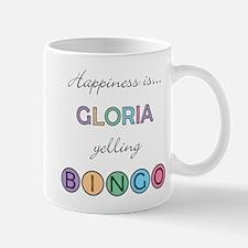 Gloria BINGO Mug
