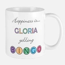 Gloria BINGO Small Small Mug