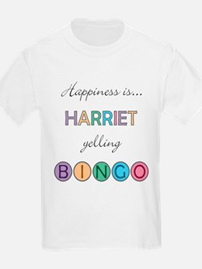 Harriet BINGO T-Shirt