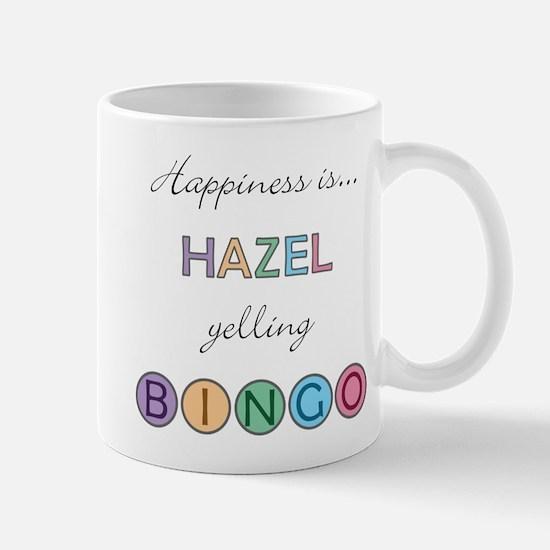 Hazel BINGO Mug