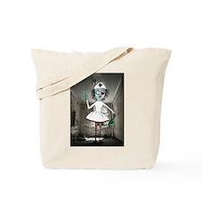 Unique Creepy Tote Bag