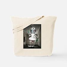 Funny Steampunk Tote Bag