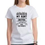 Dear aunt Women's T-Shirt