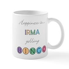 Irma BINGO Mug