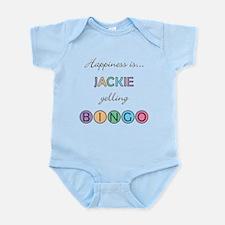 Jackie BINGO Infant Bodysuit