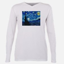 Starry Trek Nigh T-Shirt