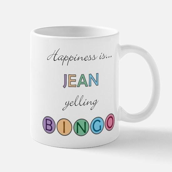 Jean BINGO Mug