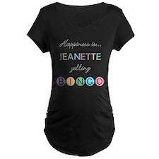 Jeanette BINGO T-Shirt