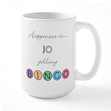 Jo BINGO Mug