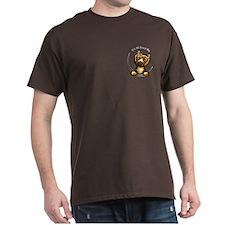 Norwich Terrier IAAM Pocket T-Shirt
