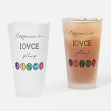 Joyce BINGO Drinking Glass