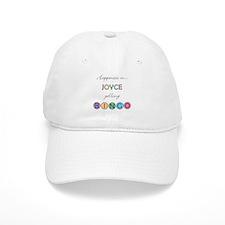 Joyce BINGO Baseball Cap