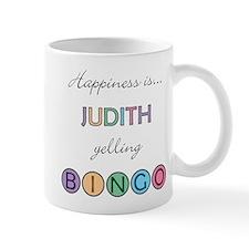 Judith BINGO Mug