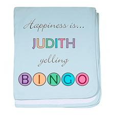 Judith BINGO baby blanket