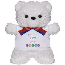 Judy BINGO Teddy Bear