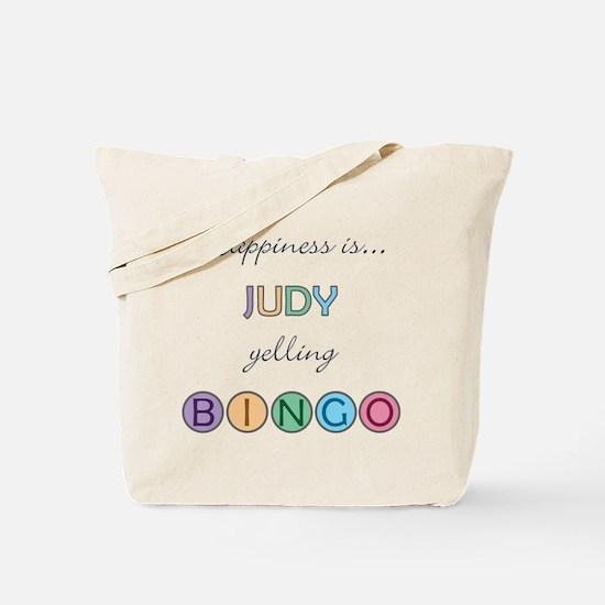 Judy BINGO Tote Bag