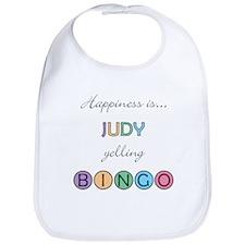 Judy BINGO Bib