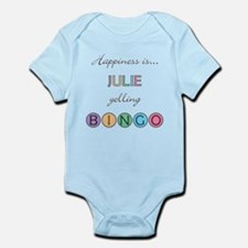 Julie BINGO Infant Bodysuit