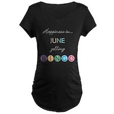 June BINGO T-Shirt