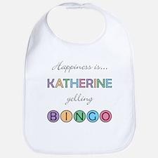 Katherine BINGO Bib