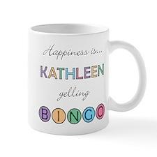 Kathleen BINGO Mug