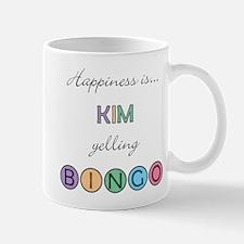Kim BINGO Mug