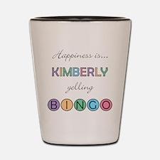 Kimberly BINGO Shot Glass