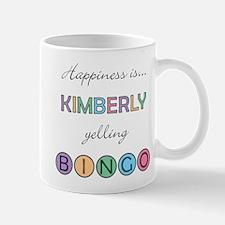 Kimberly BINGO Mug