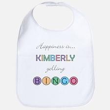 Kimberly BINGO Bib