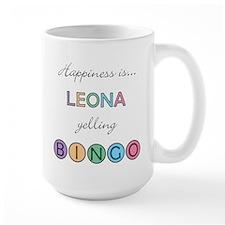 Leona BINGO Mug