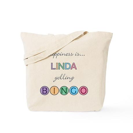 Linda BINGO Tote Bag