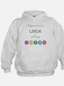 Linda BINGO Hoodie