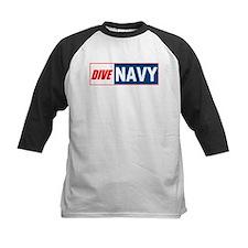 Dive Navy Tee