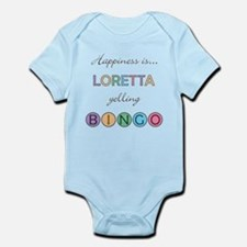 Loretta BINGO Infant Bodysuit