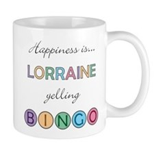 Lorraine BINGO Mug