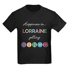 Lorraine BINGO T