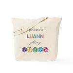Luann BINGO Tote Bag