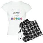 Luann BINGO Women's Light Pajamas